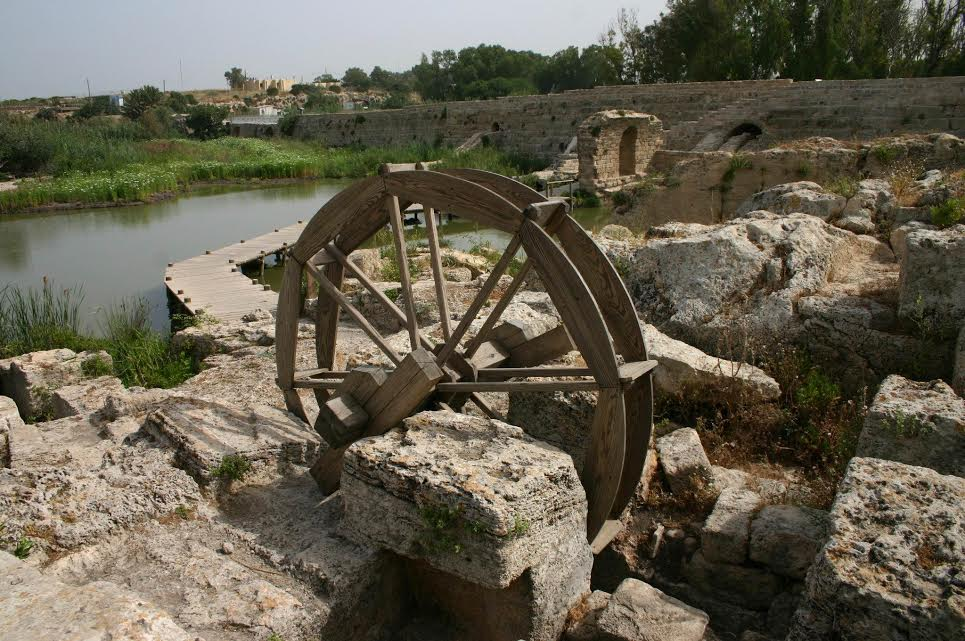 The-waterwheel